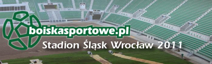 Stadion Ślask Wroclaw Ogrod Skwierzyna 2011